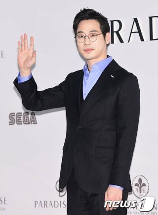 俳優キム・ジェウォン、複合リゾート「PARADISE CITY」オープンイベントに出席。