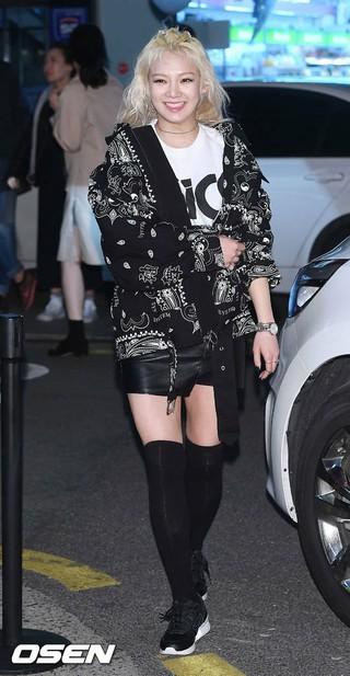 少女時代 ヒョヨン、「アシックスTiger」コンセプトストアーオープニングパーティーに出席。@ソウル市江南区。 (2枚)