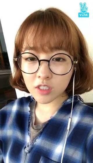 【動画】女優パク・ボヨン、「バリ島!!!」生放送。