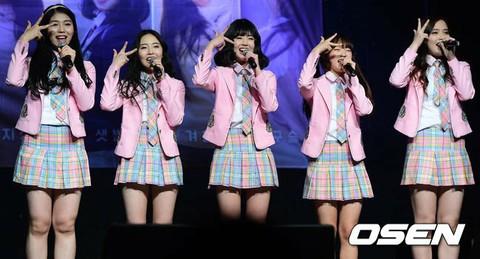 少女注意報、公開ショーケース。@ソウル・ハナツアーブイホール。 | 韓流LIVE
