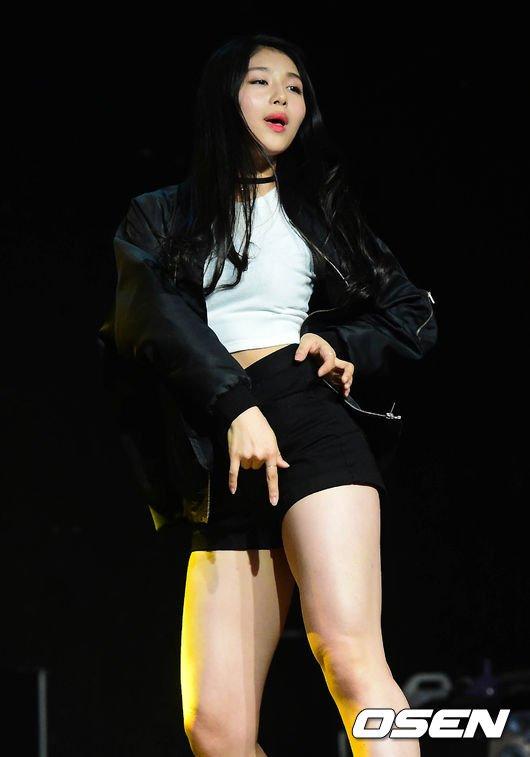少女注意報 ジソン、公開ショーケース。@ソウル・ハナツアーブイホール | 韓流LIVE