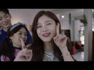 【動画】女優キム・ユジョン(Kim Yoo-jung)、出演CM。ブランド「YOGIYO」