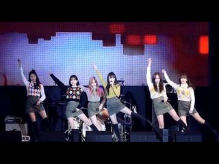 【動画】GFRIEND - 君そして私 (NAVILLERA) 、ツツジの花咲くコンサート