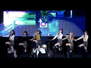 【動画】GFRIEND - 今日から私たちは(Me Gustas Tu)。「ツツジの花咲くコンサート」、ソウル近郊の軍浦(クンポ)市