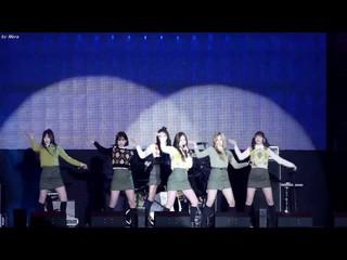【動画】GFRIEND - FINGERTIP。「ツツジの花咲くコンサート」、ソウル近郊の軍浦(クンポ)市