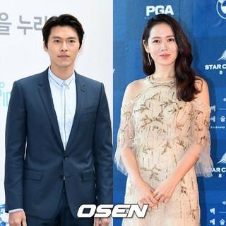 俳優ヒョンビン、女優ソン・イェジン、映画「交渉」出演決定。 (1枚)