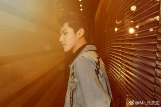 EXO 出身のKRIS、中国SNS更新。