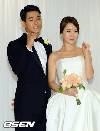 俳優チョン・ソグォン -歌手ペク・チヨン 夫妻に第一子となる女の子誕生。結婚から4年。