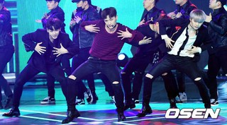M.A.P6、MBC MUSIC「Show Champion」に出演。