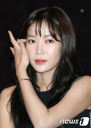 女優イム・スヒャン、KBS日日(連続)ドラマ「ムクゲの花が咲きました」制作発表会に出席。