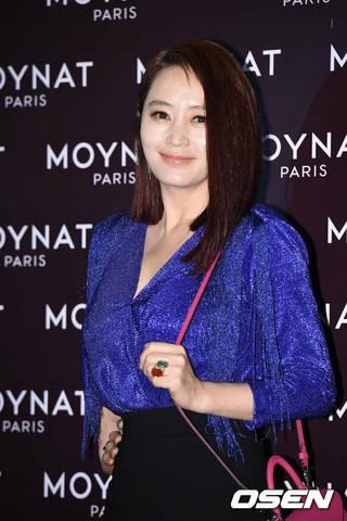 女優キム・ヘス、ブランド「Moynat」展示記念フォトイベントに出席。