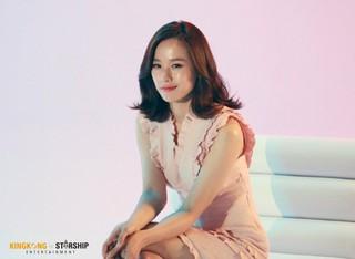 女優チョ・ユンヒ、画報公開。化粧品ブランド広告。