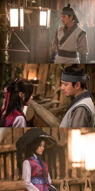 2PM ファン・チャンソン &女優コ・ボギョル、重要人物として今夜「7日の王妃」に初登場。