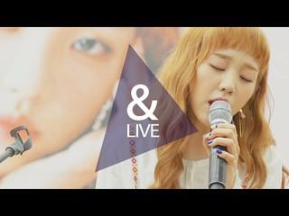 【動画】【公式GM】¨[&amp&#59;LIVE] ペク・アヨン - Sweet lies (feat. The Barberettes)