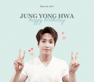 【JT公式FNC】RT FNC_ENT: [Happy Birthday] #정용화 #JungYongHwa #HappyYongHwaDay #YongHwaDay 6월 22일 #CNBLUE 정용화의 생일을 축하해주세… (1枚)