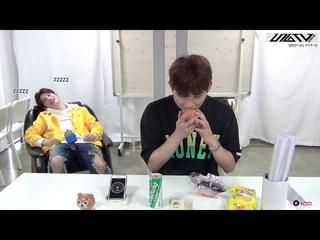 【動画】【公式】UP10TION、U10TV ep 120  -  업텐션이 잠든 사이에 #1 (잠꼬대 주의)