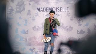 【動画】BIGBANG GD、SOL、2NE1 CL、女優パク・シネ などが参加したCHANELソウル展示会。「Film of the Mademoiselle Prive Seoul Exhibition opening」