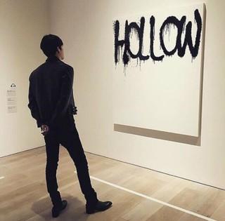 闘病中の俳優キム・ウビン、SNS詐称事件が発生。 (1枚)