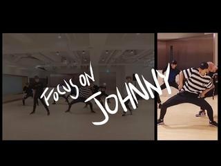 【動画】【公式SM】NCT 127 DANCE PRACTICE FOCUS ON ver. #JOHNNY