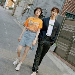 MBLAQ 出身イ・ジュン -女優チョン・ソミン、画報公開。雑誌Marie Claire。まるで実際のカップルのよう!
