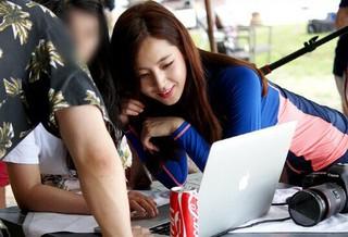 女優ハン・チェア、画報公開。タイで撮影。