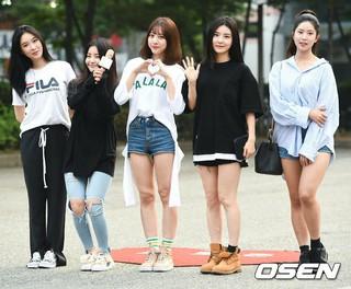 Brave Girls、KBS2「ミュージックバンク」リハーサルへ。30日午前、汝矣島(ヨイド)KBS。