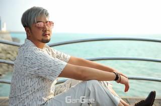 god キム・テウ、画報公開。「Gan Gee」より。