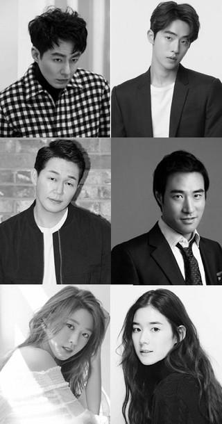 チョ・インソン、ナム・ジュヒョク、ソリョン(AOA)、ぺ・ソンウン、パク・ソンウンなど。映画「安市城」の豪華ラインナップが完成!