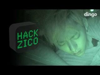 【動画】【公式DIN】¨[HACK ZICO] HACK ジコ(Block B)¨ ティーザー