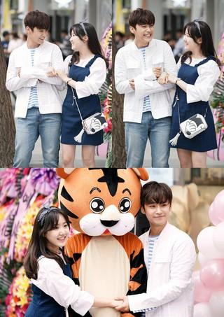 SBSドラマ「姉は生きている」側、FTISLAND イ・ジェジン、女優チン・ジヒ のデート現場を公開。