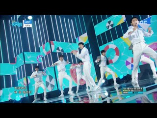 【動画】[公式] VAV - ABC(Middle Of The Night), カムバック舞台。Show Music Core...