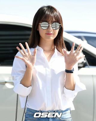 女優キム・ジウォン、画報撮影のためバリへ出国。
