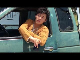 【動画】【韓国CM:】강하늘(Kang Ha-neul) 그라치아(Grazia Korea) photoshoot