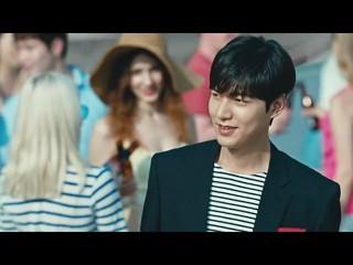 【動画】【韓国CM:】イ・ミンホ(Lee Min-ho) Anchor Beer CF