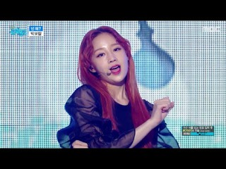 【動画】[公式] パク・ボラム Park Boram - Why, You?,  Show Music core 20170722