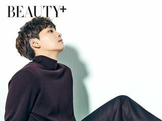 俳優チェ・テジュン、画報公開。雑誌BEAUTY+。