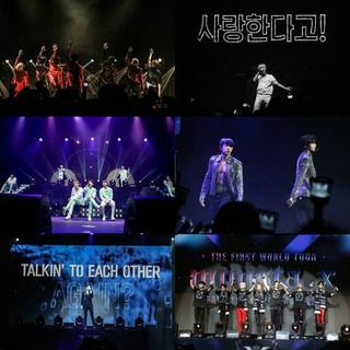 MONSTA X、米ツアー全席完売。グローバルな人気を証明! (1枚)