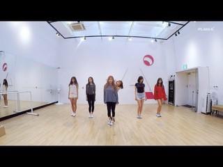 【動画】【公式】Apink、Apink「チクチク」振り付け練習映像(Choreography Practice Video)
