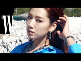 【動画】【公式wk】¨[W Korea] Fatal Addiction  - パク・シネ¨Film