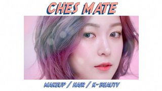 【動画】【v公式】¨[Ches_チェス] k-pop idol makeupケイポップ¨アイドルメイク