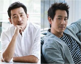 俳優ハ・ジョンウ - イ・ソンギュン、新作映画「PMC(仮)」で共演へ。
