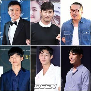 俳優ジス、チュ・ジンモ、パク・ジュンフン、台本リーディングがスタート。OCNドラマ「悪い奴ら2 - 悪の都市」。