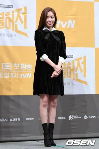 映画「美女はつらいよ!」(カンナさん大成功です!)キム・アジュン、主演ドラマ「名不虚伝」が本日スタート。