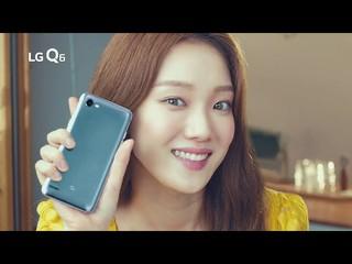 【動画】【韓国CM】イ・ソンギョン(Lee Sung-kyung)LG Q6 CF
