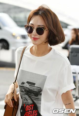 女優ハン・イェスル、MBCドラマ「20世紀少年少女」香港ロケ撮影のため出国。