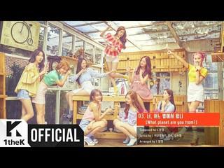 【動画】MOMOLAND _ 2nd Mini Album 「Freeze!」 Highlight Medley [Teaser 3]