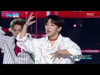 【動画】[公式] HOTSHOT - Jelly, Show Music core 20170819
