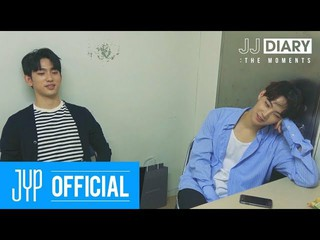 【動画】【公式】GOT7、(170812/170818)JJ Diary the Moments_21