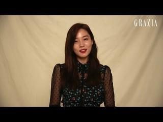 【動画】【公式gra】女優ユン・ソヒ、GRAZIA 2017年9月号(通巻第94号)