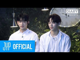 【動画】【公式】GOT7、(170814)JJ Diary the Moments_22